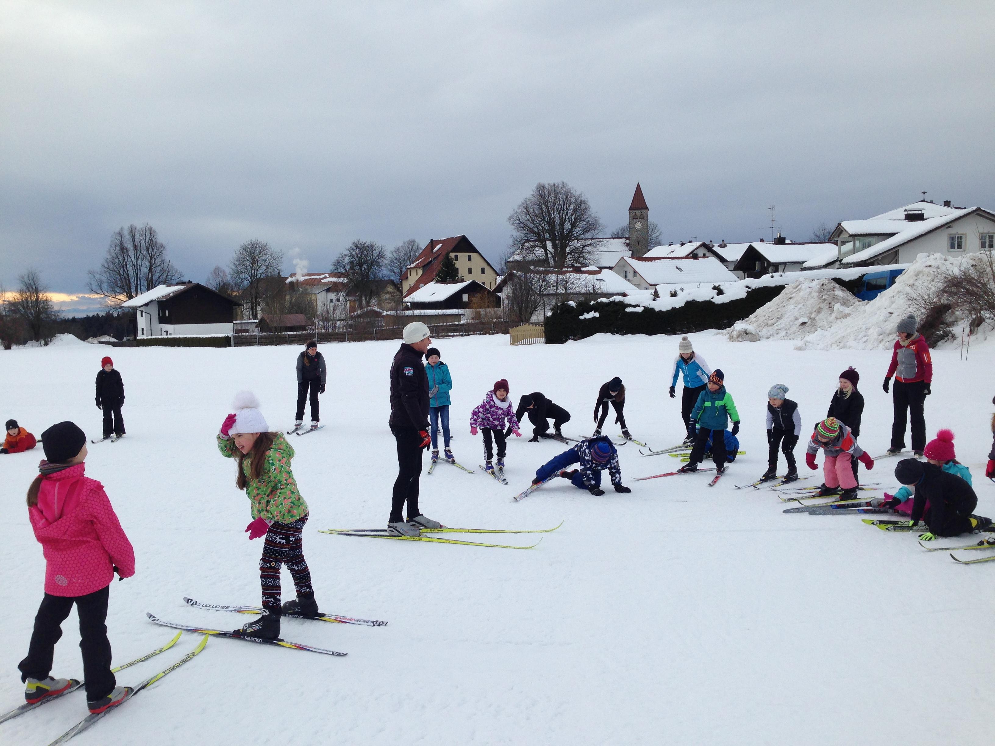 Auch heuer finden nach den Weihnachtsfeiertagen wieder Skilanglaufkurse für Kinder und Erwachsene statt