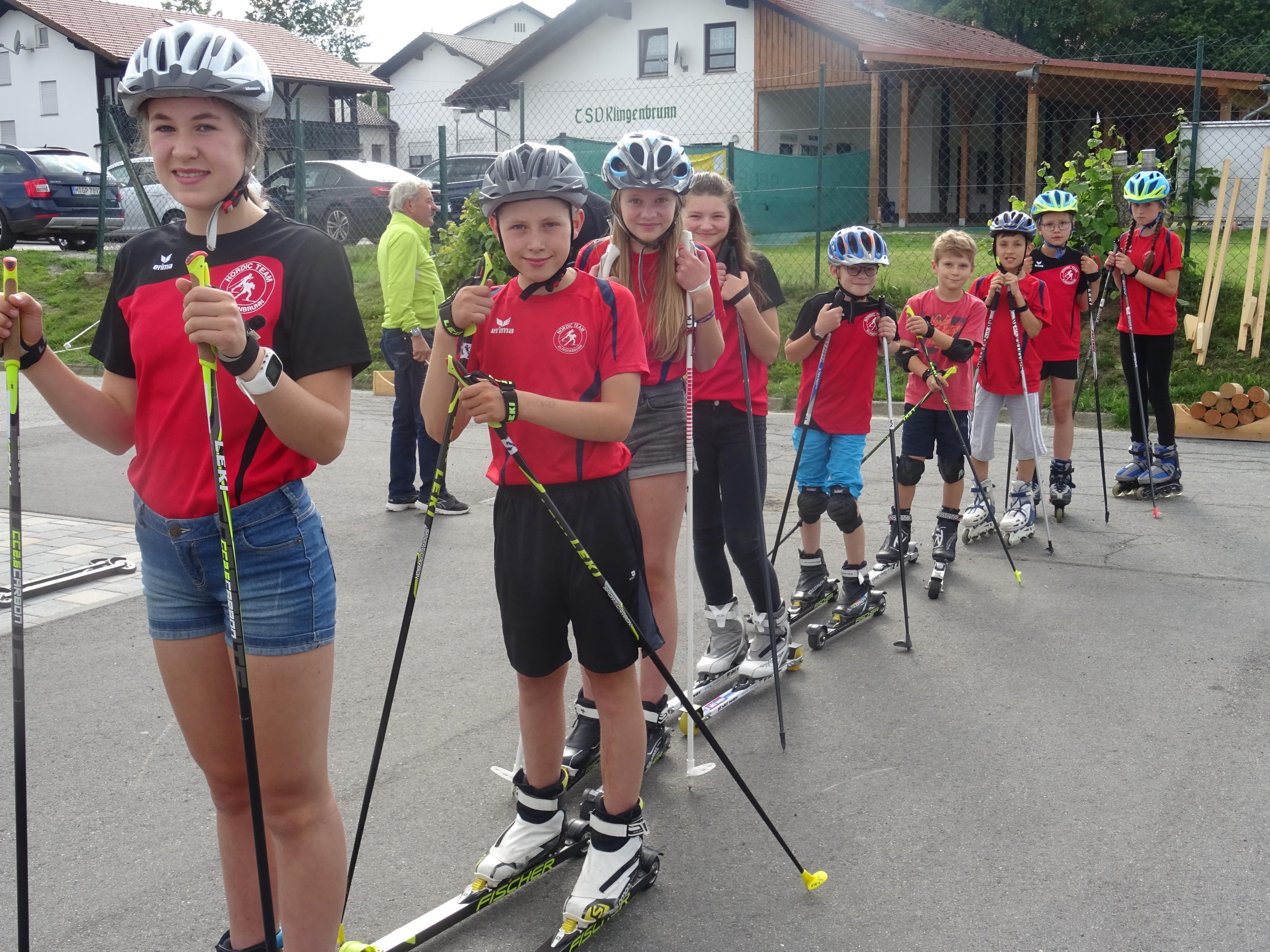 Beim Sport- und Sommerfest ist für Kinder viel geboten